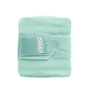 Bandagen Fleece in eisblau