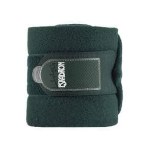 Bandagen Fleece in racinggreen