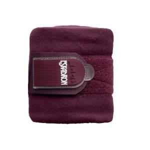 Bandagen Fleece in bordeaux