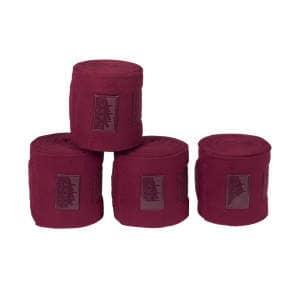 Bandagen Fleece (Classic Sports HW21) in rustic red