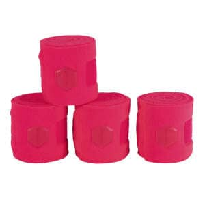 Bandagen Fleece in pink