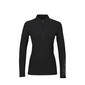 Langarmshirt Damen Keala HW20 in schwarz