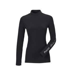 Langarmshirt Damen Kleo HW20 in schwarz