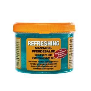 Kühlgel Refreshing Massage-Pferdesalbe in neutral