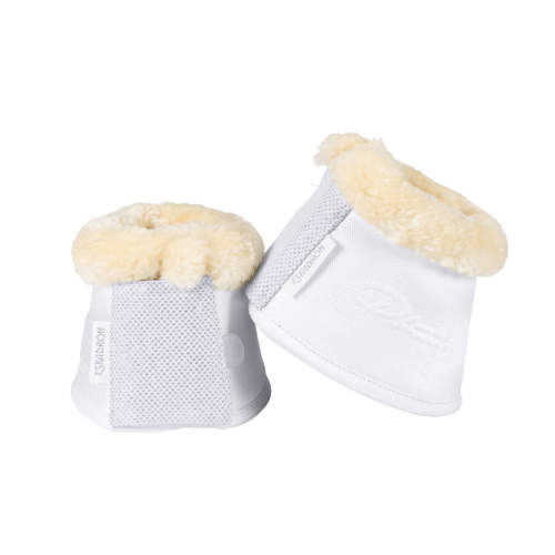 Eskadron - Hufglocken Fauxfur (PURE ltd. FS19) in white