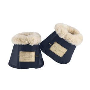 Sprungglocken FAUX FUR (Heritage 19/20) in oxfordnavy