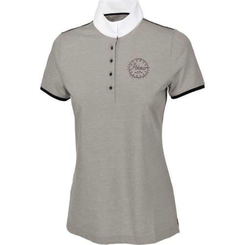 Pikeur - Damen-Turniershirt Deva NG in grau