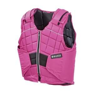 Sicherheitsweste Bicton in pink