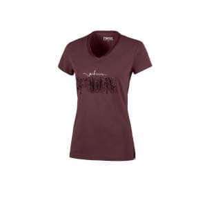 Shirt Damen Afral in light aubergine