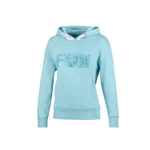 Hoody Damen Tia in aquamarine