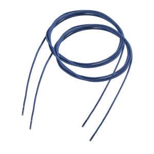 Schnürsenkel Laval in blau