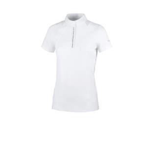 Turniershirt Damen Cuba in weiß