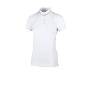 Turniershirt Damen Phiola in weiß