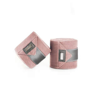 Fleecebandagen Pink
