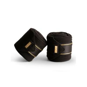 Fleecebandagen Black Gold