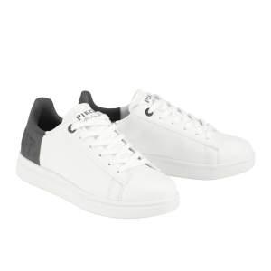 Sneaker Damen Lia Velour in weiß