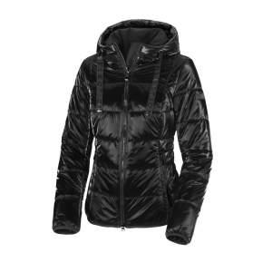 Jacket Damen Nayla  HW21 in schwarz velvet