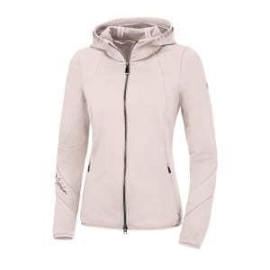 Fleece-/Softshelljacke Damen NIka  HW21 in grey violet