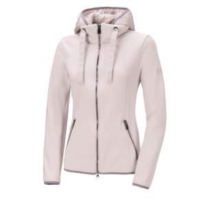 Fleece-/Softshelljacke Damen NeoMie  HW21 in grey violet