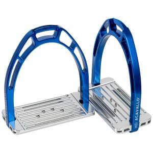 Steigbügel Arco Alupro in blau
