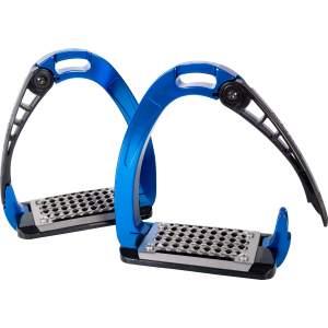 Sicherheitssteigbügel Alupro Safety in blau