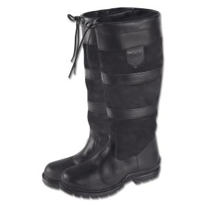 Stallstiefel Ascona Winter in schwarz