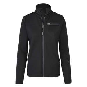 Softshell Zip-Shirt Nicky Damen (Equestrian.Fanatics H/W 20) in schwarz