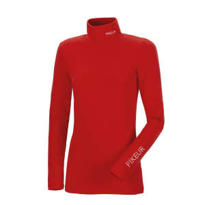 Shirt Damen Sina  HW21 in scarlet
