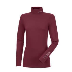 Shirt Damen Sina  HW21 in chili