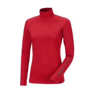 Shirt Damen Abby  HW21 in scarlet