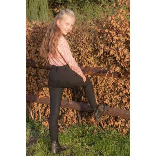 Pikeur - Kinderreithose Lucinda Girl in schwarz
