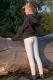 Thumbnail Turnierreithosen: Kinderreithose Lucinda Girl Grip in weiß 8414-12-8233 von Pikeur