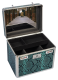Thumbnail Taschen Putzboxen: Putzbox Shiny mit Schlangenmuster in emerald green 8714184784725 von Imperial Riding