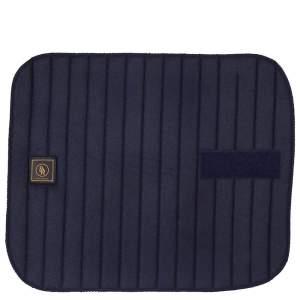 Bandagierunterlagen mit Klettverschluss in blau (4er Set)