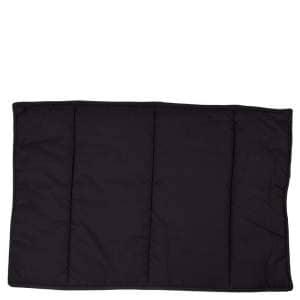 Bandagierunterlagen in schwarz (2er Set)