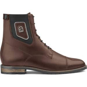 Stiefelette Paddock Sport in darkbrown