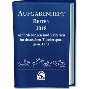 Aufgabenheft 2018 - Reiten (Nat. Aufg.) in Standard