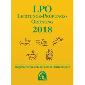 LPO - Leistungs-Prüfungsordnung 2018