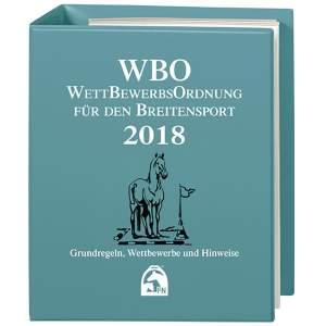 Wettbewerbsordnung für den Breitensport (WBO) 2018 in standard