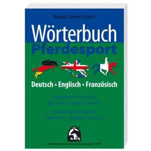 Wörterbuch Pferdesport/Equestrian Dictionary in standart