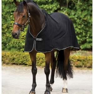 Fleece Liner 300g in schwarz-weiss