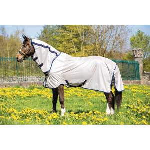 Fliegendecke Mio Fly Rug in bronze/navy