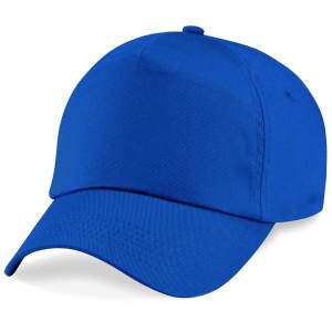 5-Panel Cap in Bright Royal