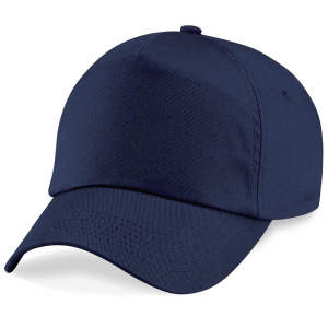 5-Panel Cap in French Navy