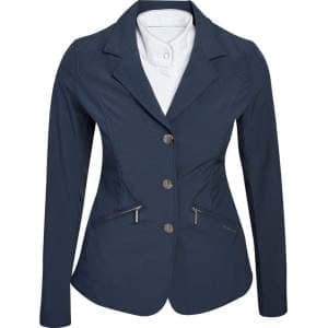 Kinder-Turnierjacket in navy