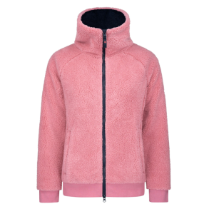 Fleece-Jacke Damen IRH-Snow Star in classy pink