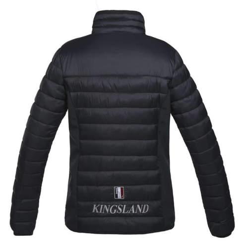 Kingsland -  Kingsland Equestrian Classic Unisex Reitjacke in blau