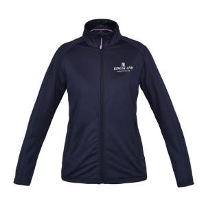 Fleecejacke Damen Classic in navy