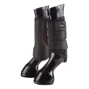 Gamasche ProSport Mesh Brushing Boots in schwarz