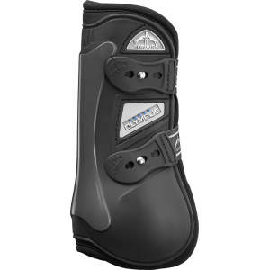 Gamasche Olympus Front in black